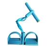 Extenseur pour se muscler - Cordes de tensions et tractions bleu