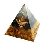 Pyramide Génératrice de Fortune - Contre les mauvais esprits - 4 Tailles au choix