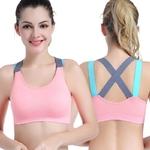 Femme - Brassière de Yoga à séchage rapide - 5 Couleurs - S au XL