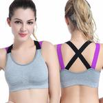 Brassière de Yoga à séchage rapide - 5 Couleurs - S au XL - Femme