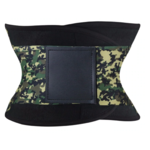 Ceinture de compression gainante sauna - Du S au 3XL Army green