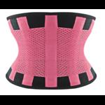 Ceinture de compression gainante sauna - Du S au 3XL -rose pastèque