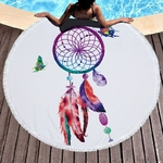 tapis de yoga - capteur de reve