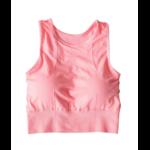 Brassière de Yoga respirante - 5 couleurs - S au L - Rose blush