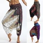 Sarouel Pantalon de Méditation - Taille Unique - 3 Modèles - S au XL