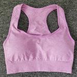 Brassière de Yoga - Sans couture - S au L - rose