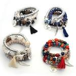 Passion yoga - Manava - Bracelets en perles naturelles