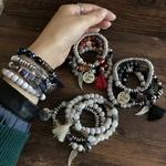 Manava - Bracelets en perles naturelles