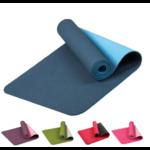 Tapis de Yoga imperméable - anti-dérapant - sept couleurs