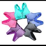 Brassière de yoga - Néon - Push-up - rembourrée - 5 couleurs néons - S au L - Passion Yoga