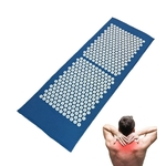 Passion Yoga - Grand Tapis - Acupression - Massage et Relaxation - 130 x 50 cm