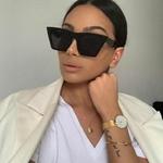 Lunettes de soleil - Star fashion - Yeux de chat - Kim Kardashian - Passion Yoga