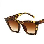 Lunettes de soleil - Star fashion - Yeux de chat Léopard