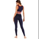 Passion Yoga - Tenue complète de yoga - Legging+brassière Tommy