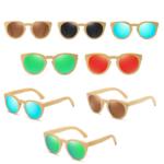 lunettes de soleil tout bambou - Passion Yoga