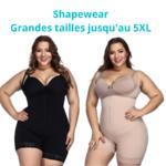 Passion yoga - Shapewear combinaison - Gainante - Minceur - S au 5 XL