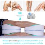 Passion Yoga- coussin orthopédique par 2