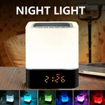 Lampe LED Haut-Parleur Bluetooth - Meditation intelligente