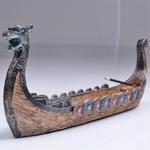 Br-leurs-d-encens-r-tro-Design-chinois-traditionnel-Dragon-bateau-porte-encens-br-leur-sculpt