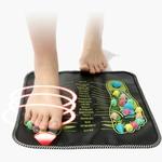 Passion Yoga Tapis de Massage des Pieds - Thérapie physique - Réflexologie Plantaire