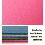 Tapis de Yoga imperméable - anti-dérapant - 6 mm épaisseur