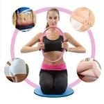 Exercices - entrainements - yoga circle - cercle de yoga - 38 cm
