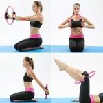 Exercices Cercle professionnel pour Yoga et pilates - 38 cm