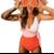 Passion Yoga - Maillot de bain 1 pièce - Monokini Patchwork avec ceinture - 2 couleurs - S au XXL