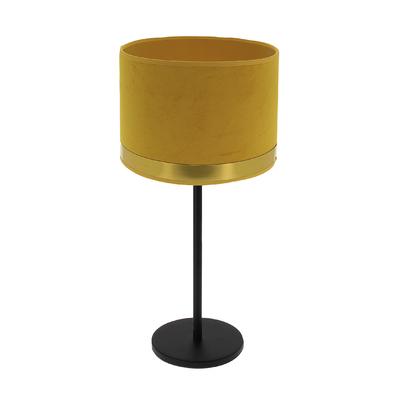 Art Deco Max Table Lamp - yellow/laiton