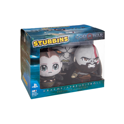 Bundle de peluche God Of War