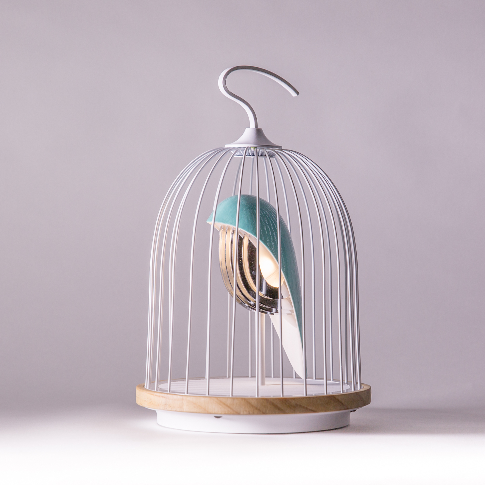 JINGOO - L\'Oiseau Bleu