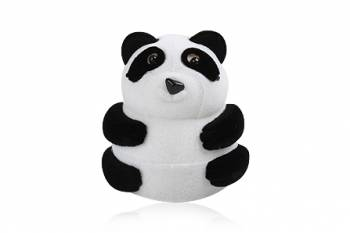 Écrin à bijoux Panda