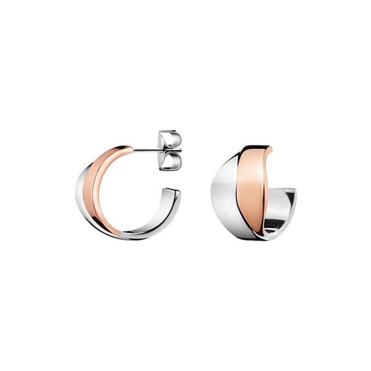 Boucle d\'oreille Calvin Klein collection Senses