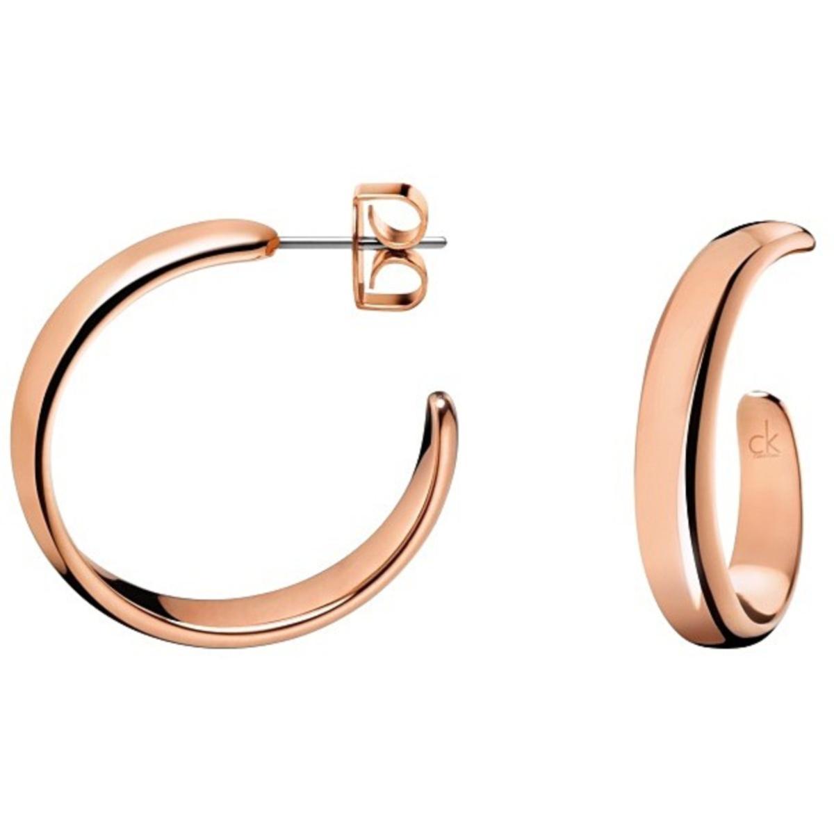 Boucle d\'oreille Calvin Klein collection Embrace