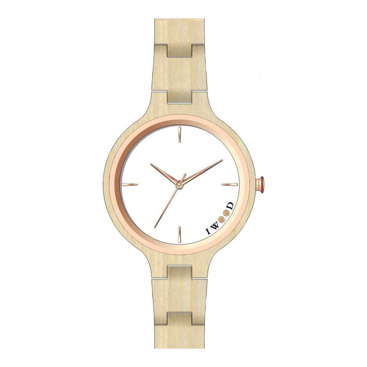 IW18442001-montre-femme-iwood-quartz-érable-blanc