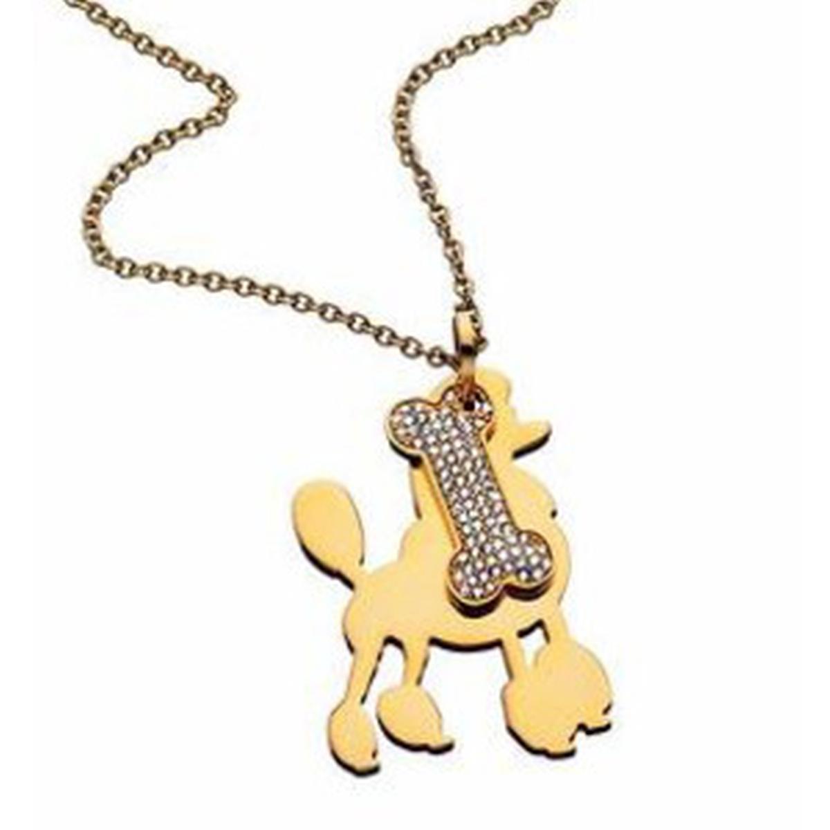Collier Moschino My Little Puppy Os Swarovski