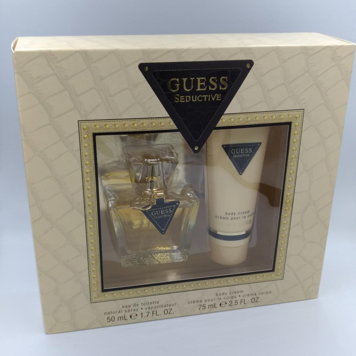 Coffret parfum Guess Seductive