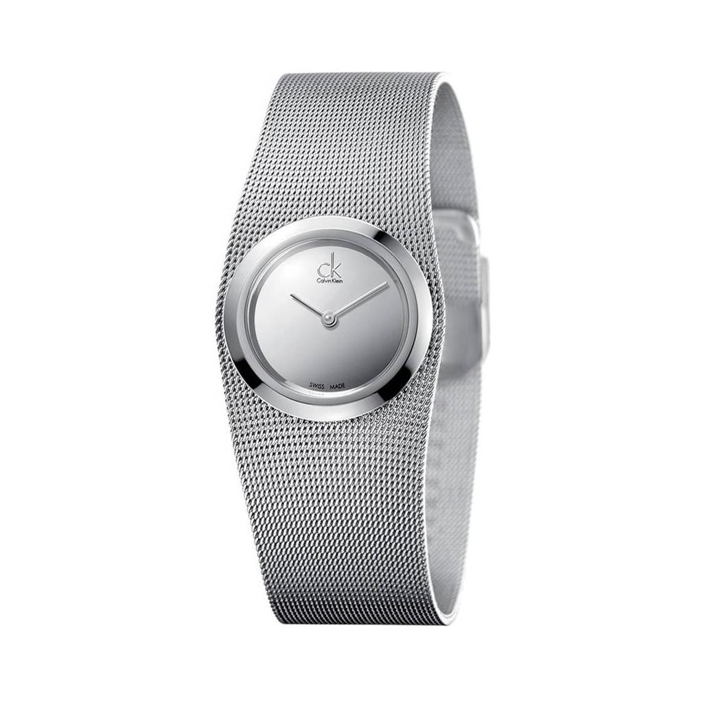 Montre femme Calvin Klein Impulsive silver