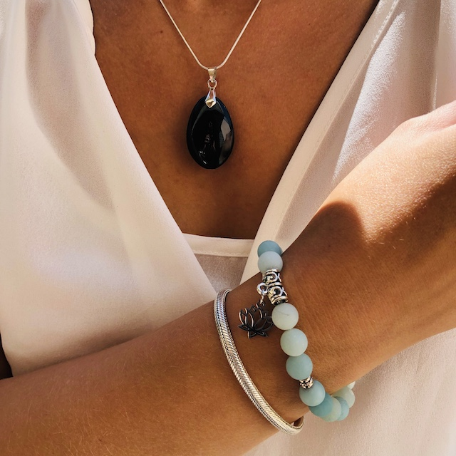 Bracelet Equilibre collection douceur de vivre