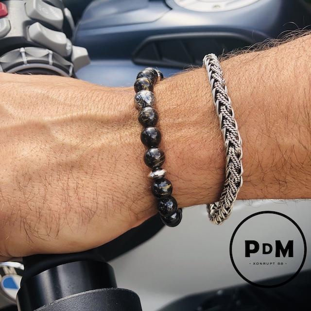 Bracelet ENERGIE Oeil de Fer collection Les hommes à l\'affiche.