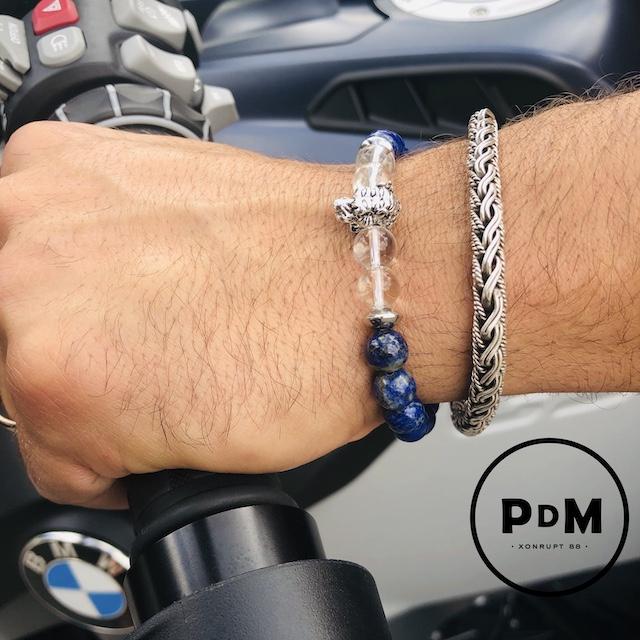 Bracelet TRANQUILLITE INTERIEURE collection Les hommes à l\'affiche