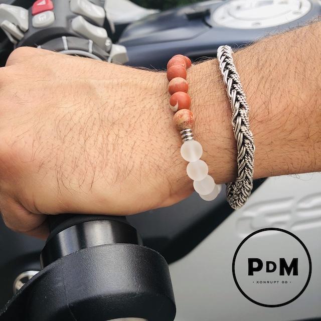 Bracelet DETOX collection Les hommes à l\'affiche.