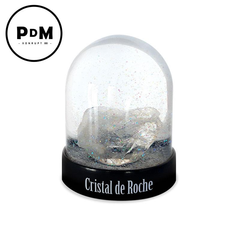Boule à neige - CRISTAL DE ROCHE