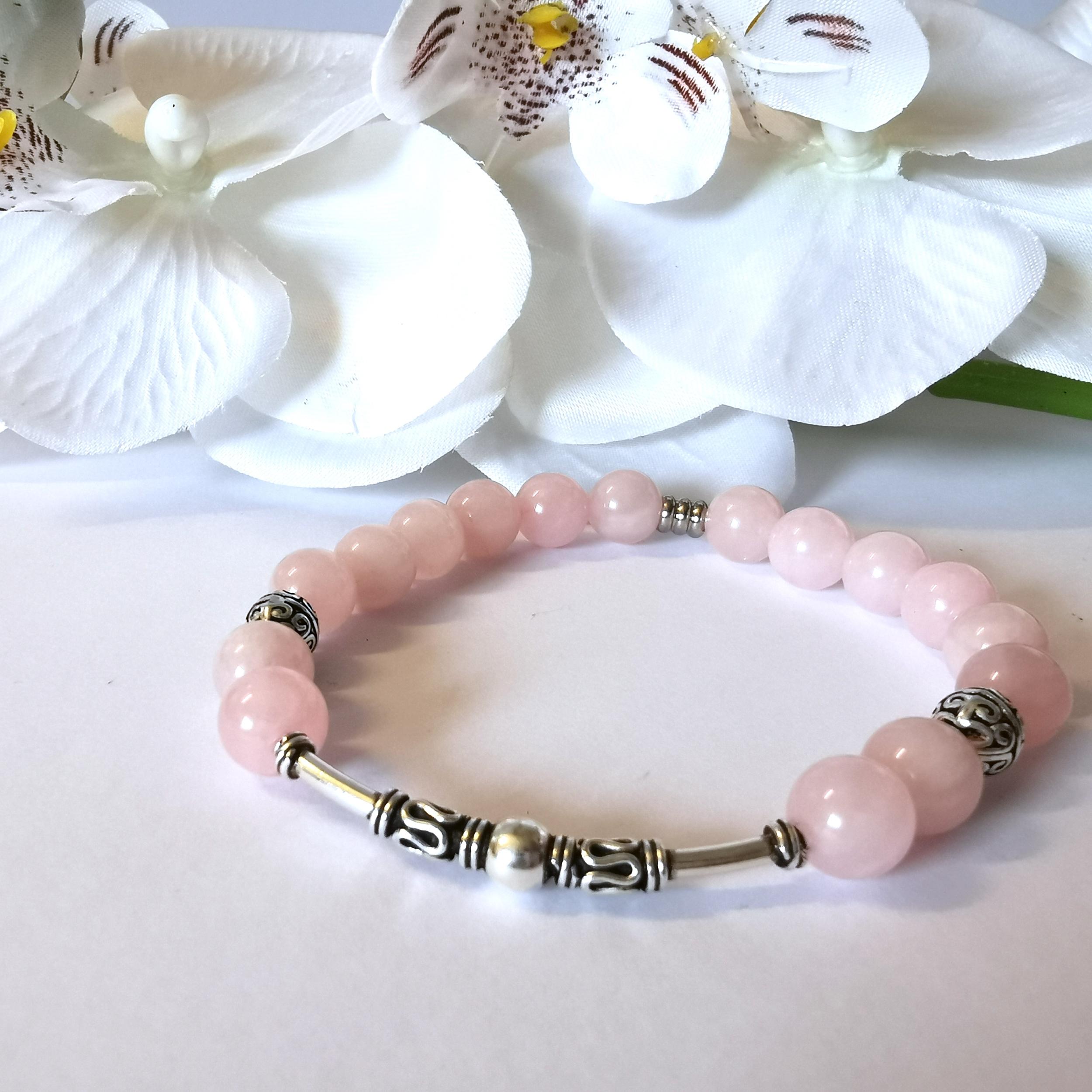 bracelet-quartz-rose-pierre-naturelle-montage-argent-pierres-du-monde-vosges-2