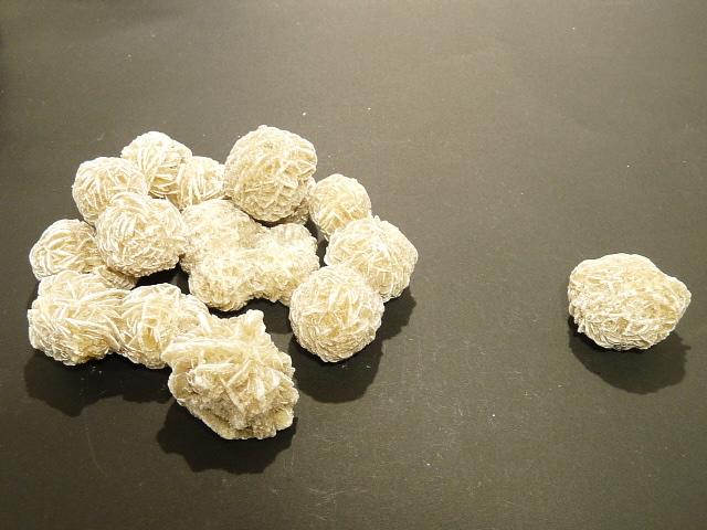 Pierre Brute 2 - 4 Cm Rose des Sables