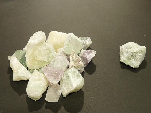 Pierre Brute 4 - 6 Cm Fluorine
