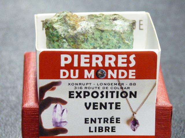 Pierre Brut De Collection Turquoise
