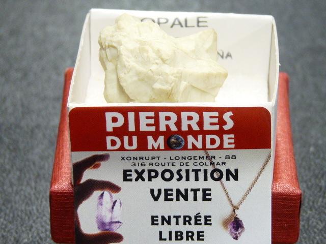 Pierre Brut De Collection Opale