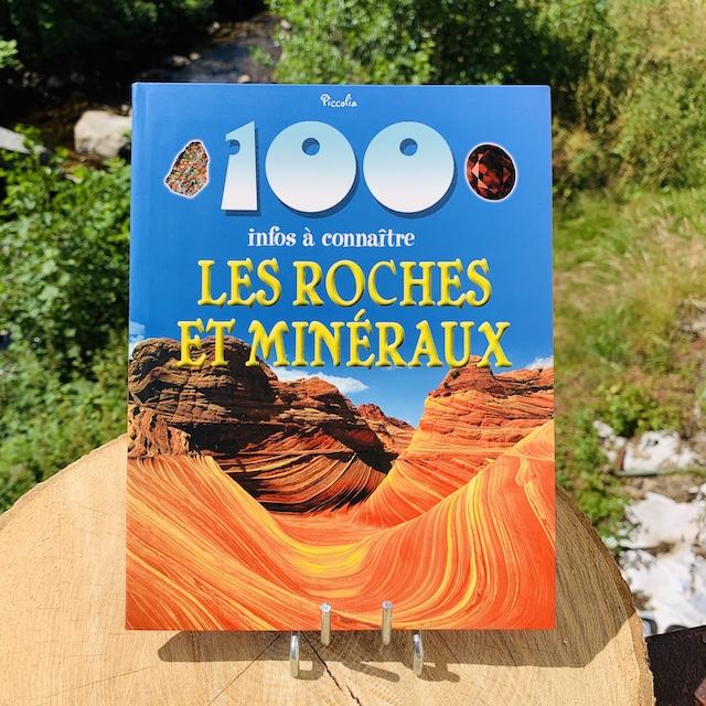 Les roches et minéraux 100 infos à connaitre.