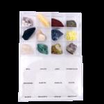 boite-de-collections-12-douze-mineraux-pierres-amethyste-malachite-obsidienne-sodalite-soufre-quartz-rose-micas-calcite-jaspe-stromatolite-albatre-opaline-pierres-du-monde-vosges-12
